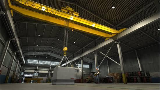hiab crane, hiab crane service