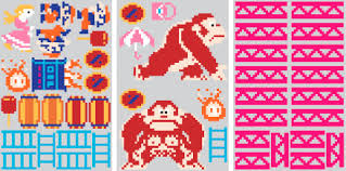 Nursery Donkey Kong Wall Stickers Baby Nursery Decor