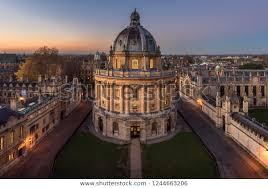 Radcliffe Camera Bodleian Library Oxford University Stock Photo ...