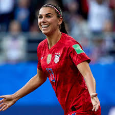 Alex Morgan announces she's due to give birth three months before Olympics  | Football | The Guardian