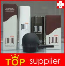 cotton powder free pore hair fibers