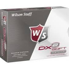 Avis / test - balles de golf WILSON BALLES DX2 SOFT - WILSON - Prix