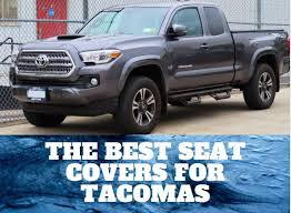 seat covers for toyota tacoma