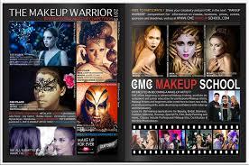 makeup artist magazine australia