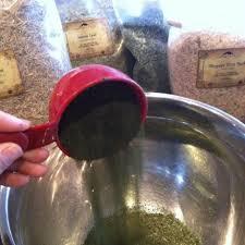 recipe for slimming herbal tea