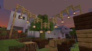 Use Fence And Lanterns To Make Fairy Lights Imgur