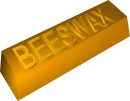 Beeswax bar | Public domain vectors