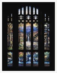 tiffany church window
