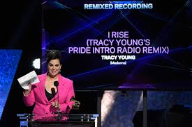 Lesbian DJ Tracy Young makes Grammy history | SBS Pride