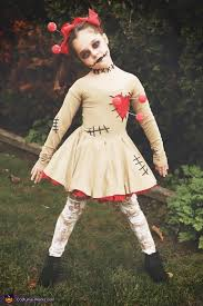 voodoo doll costume easy diy costumes