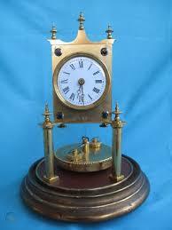 anniversary 400 day torsion clock