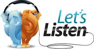 We listen Image
