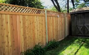 Wood Fences Integrous Fences And Decks