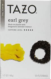 tazo earl gray scented black tea