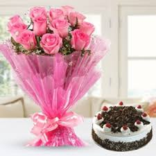 flower cake delivery