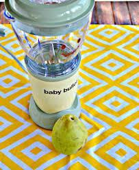 baby food fridays pear puree hezzi d