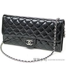 brilliant chain wallet clutch bag