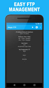 My FTP Server for Android - APK Download