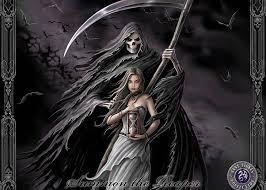 reaper wallpaper dark grim reaper