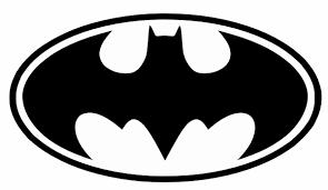 Batman Logo Vinyl Decal Arrowhead Outdoor Products