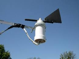 electronic wind vane
