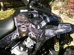 New Graphic Kit 2012 X Xc Can Am Atv Forum