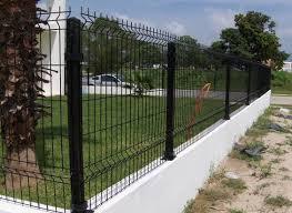 Welded Wire Mesh Fence Gate Design Modern Fence Design Fence Design