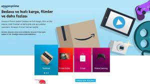Amazon Prime Türkiye açıldı - Webrazzi