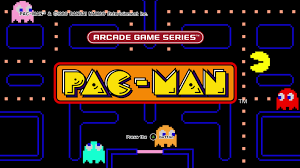retro gaming pacman the infinite game