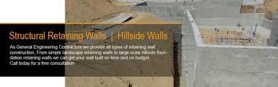 laa beach retaining wall contractor