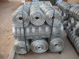 China Hot Dipped Galvanized Knotted Fence Rabbit Guard Farm Fence With Sgs China Rabbit Guard Hot Dipped Galvanized Knotted Fence