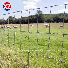 China 2 0 2 2 2 5 2 7mm Wire Diameter High Tensile Woven Page Wire Farm Field Fence China Sheep Goat Fence Grassland Fence