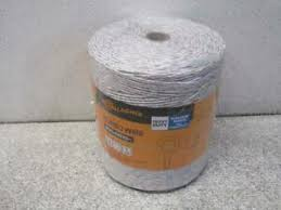 Electric Fence Poly Wire Livestock Fencing Supplies For Sale Ebay