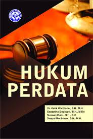 hukum perdata hukum buku
