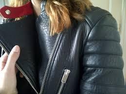 celine fall 2010 biker leather jacket