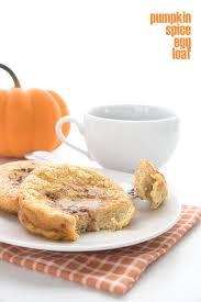 easy pumpkin e egg loaf recipe