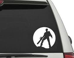 Evil Dead Decal Etsy