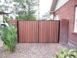 Gates Wood Fencing Company A O Texas Solutions