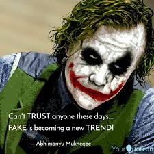 can t trust anyone these quotes writings by abhimanyu