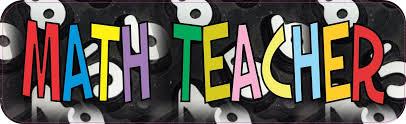 10in X 3in Math Teacher Teaching Bumper Sticker Vinyl Stickers Car Decal Window Decals Stickertalk