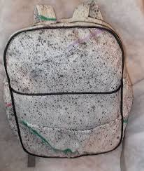 how to sew a back pack