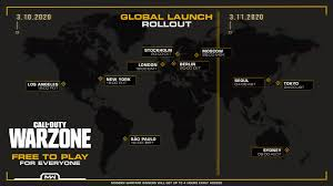 free to play call of duty warzone is