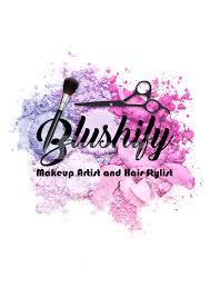 logo for makeup artist saubhaya makeup
