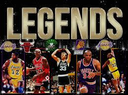 five nba legends basketball player