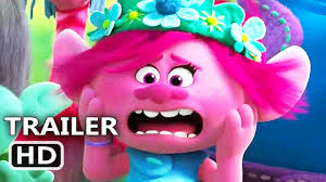 TROLLS 2 Trailer # 2 (NEW 2020) Trolls World Tour, Animation Movie ...