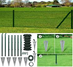 1 5m X 15m Chain Link Fence Posts Spike Anchors Chain Link 150cm X 15m Spike Set 234 00 Shop Online Ireland Excellent Products At Exceptional Prices