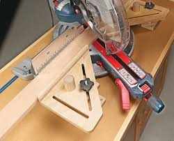 Outrigger Miter Saw Clamps Woodsmith