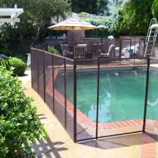Swimming Pool Fencing Learn About Mesh Pool Fencing At All Safe