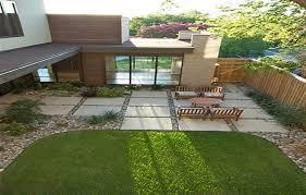 paver concrete patio pond large pavers