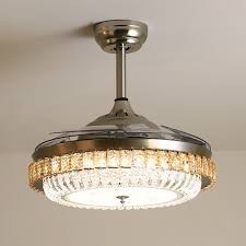 invisible ceiling fan light modern